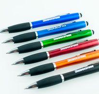 Znakowarki i długopisy